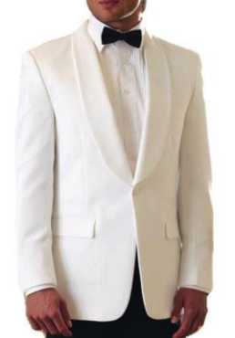 Find white dinner jacket at Macy's Macy's Presents: The Edit - A curated mix of fashion and inspiration Check It Out Free Shipping with $75 purchase + Free Store Pickup.